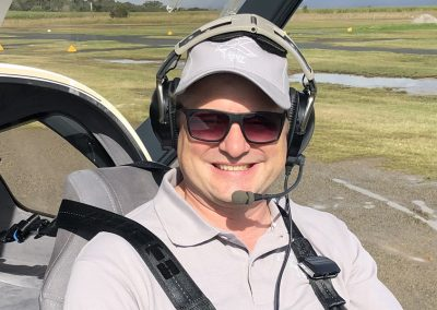 Viper Aircraft Australia Andre Vuilleumier Profile