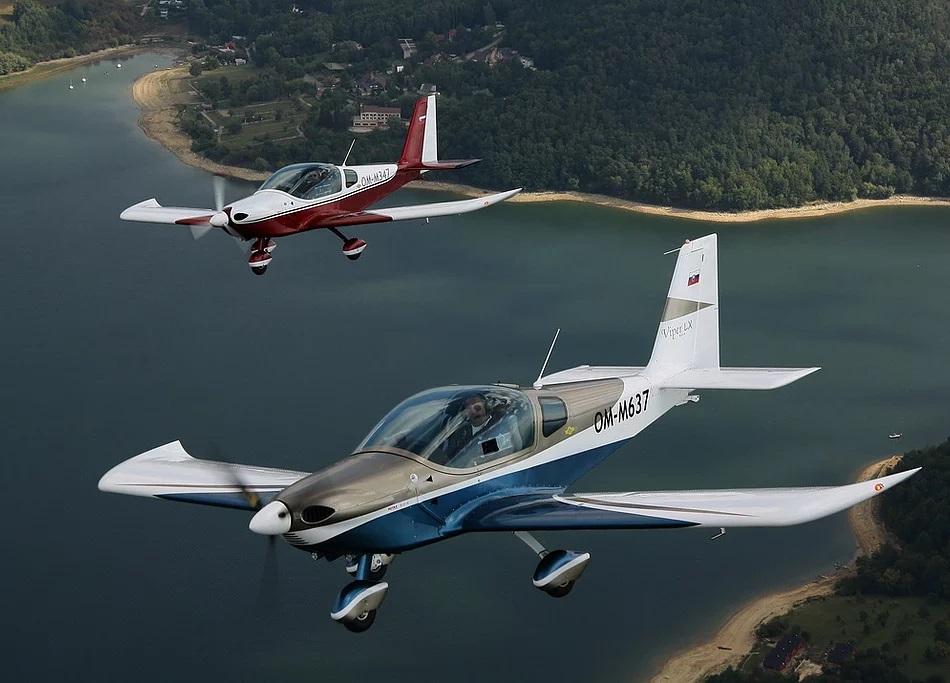 Viper Aircraft Australia - Viper SD4